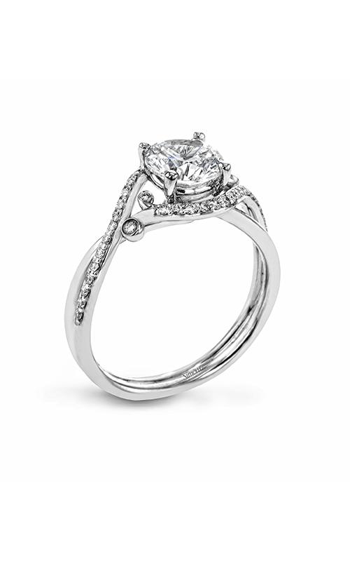 Simon G Delicate Engagement ring LR2113 product image