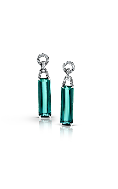 Simon G Vintage Explorer Earrings TE264 product image