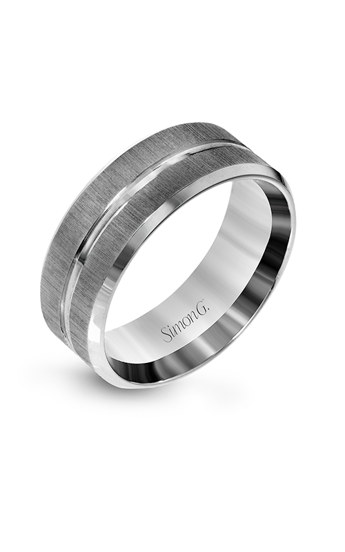 Simon G Wedding band Men Collection LG152 product image