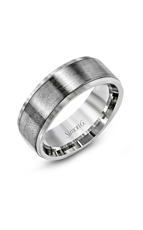 Simon G Wedding band Men Collection LG154 product image