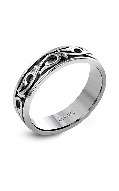 Simon G Men's Wedding Bands Wedding band MR2079 product image