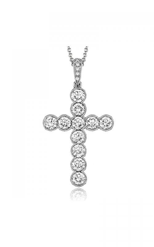 Simon G Virtue Necklace NP204 product image