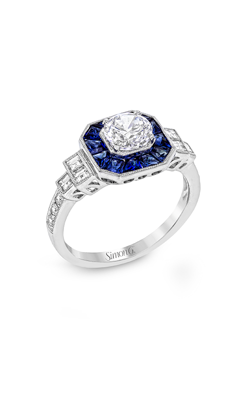 Simon G Engagement ring Classic Romance LR1059 product image