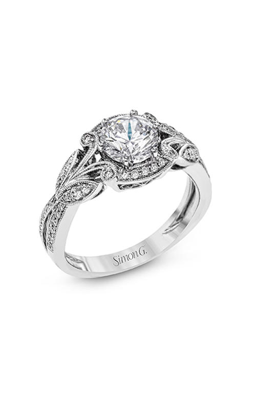 Simon G Garden Engagement ring TR629 product image