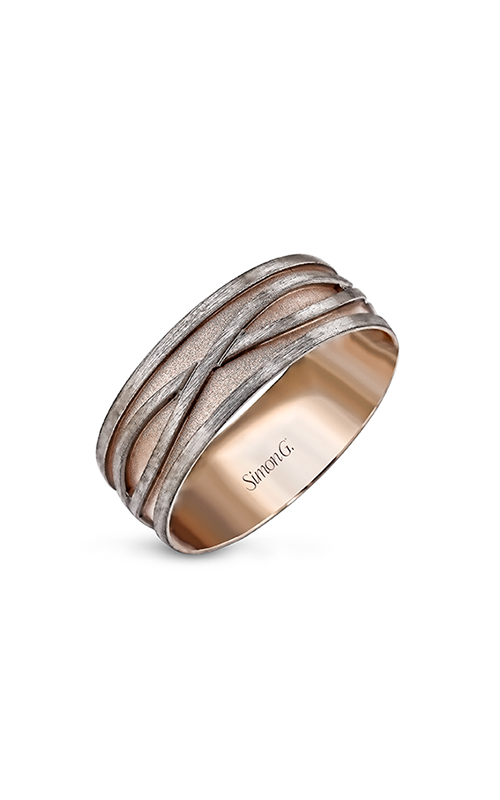 Simon G Men Collection Wedding band LG134 product image