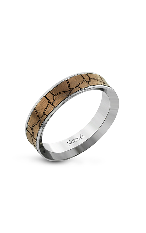Simon G Wedding band Men Collection LG165 product image