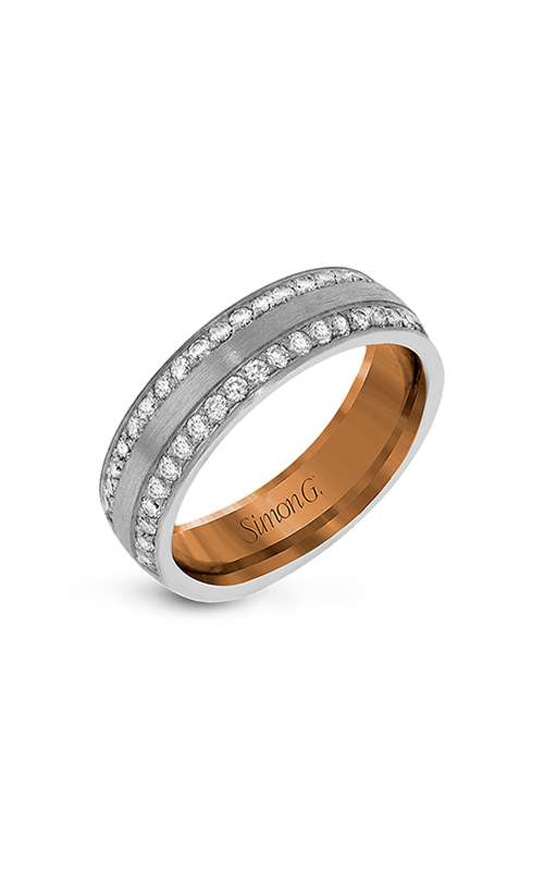Simon G Men Collection Wedding band LG183 product image