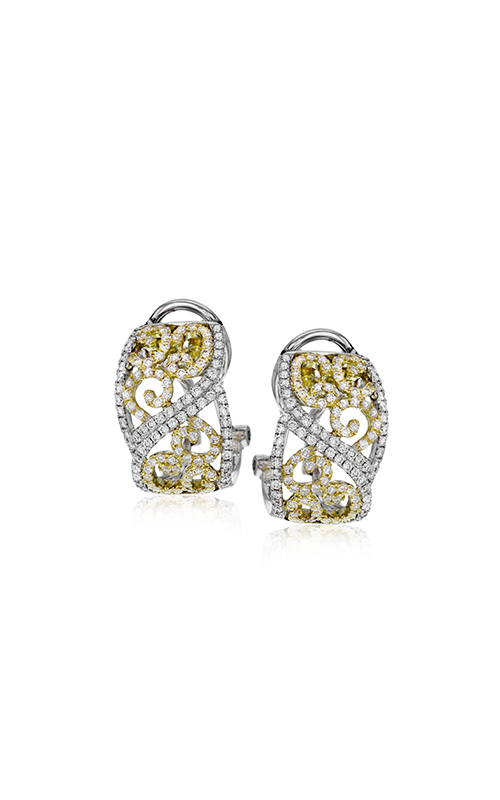 Simon G Vintage Explorer Earrings TE337 product image