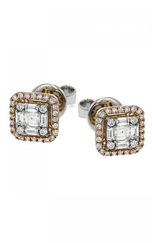 Simon G Mosaic Earrings LE4452 product image