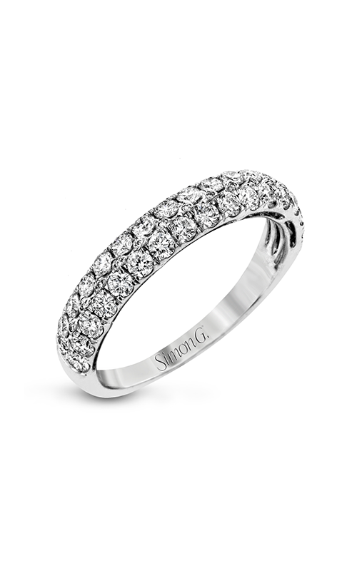 Simon G Nocturnal Sophistication Wedding band LR2120 product image