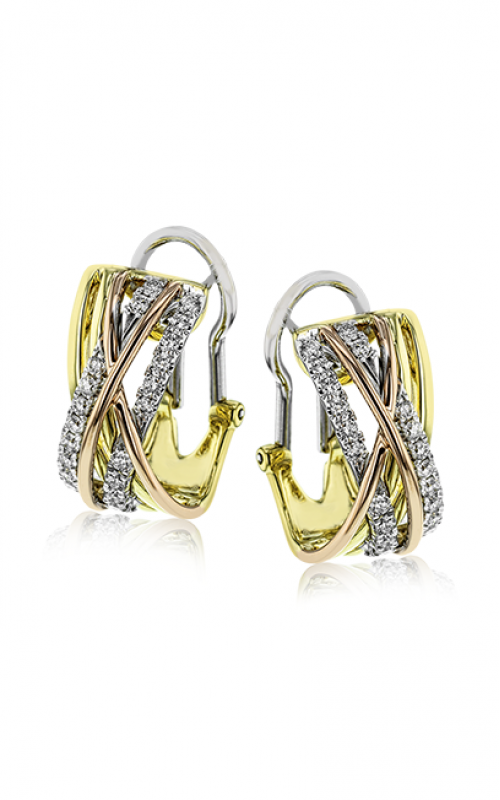 Simon G Classic Romance Earrings ME2070 product image