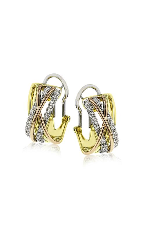 Simon G Classic Romance Earrings ME2070 product image