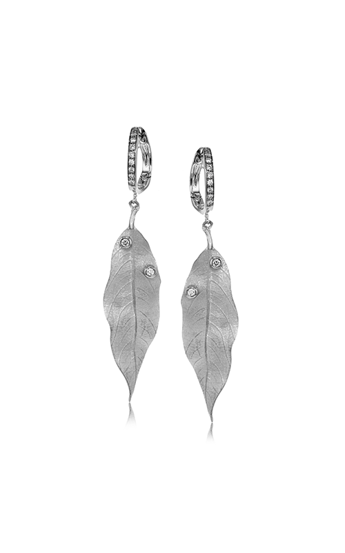 Simon G Garden Earrings DE264-W product image