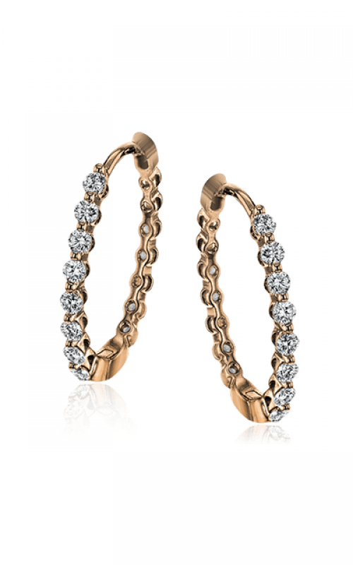 Simon G Modern Enchantment Earring LE4546-R product image