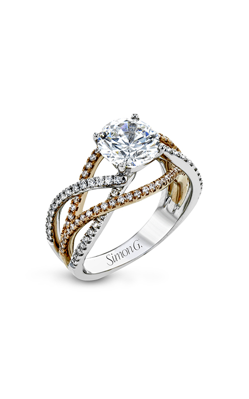 Simon G Engagement ring Modern Enchantment LR2125 product image