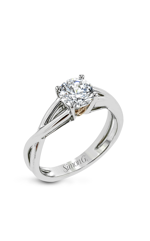Simon G Solitaire Engagement ring MR2959 product image