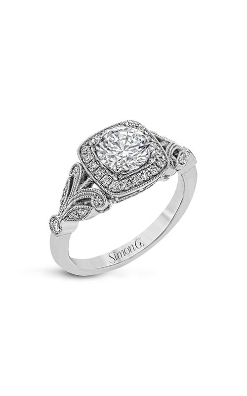 Simon G Vintage Explorer Engagement ring TR674 product image