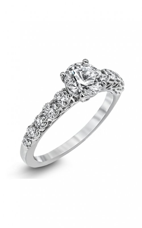Simon G Modern Enchantment Engagement ring DR346 product image
