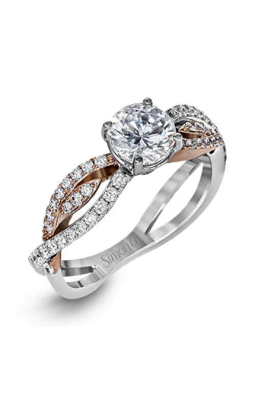 Simon G Classic Romance Engagement ring DR352 product image