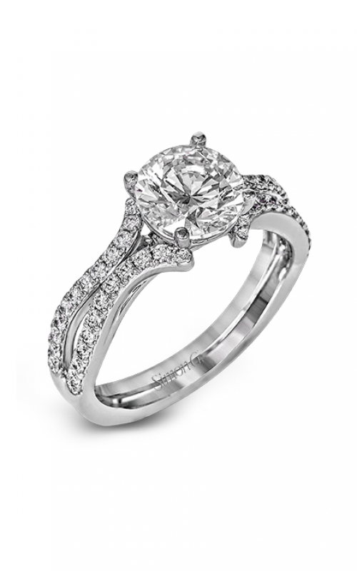 Simon G Garden Engagement ring DR351 product image