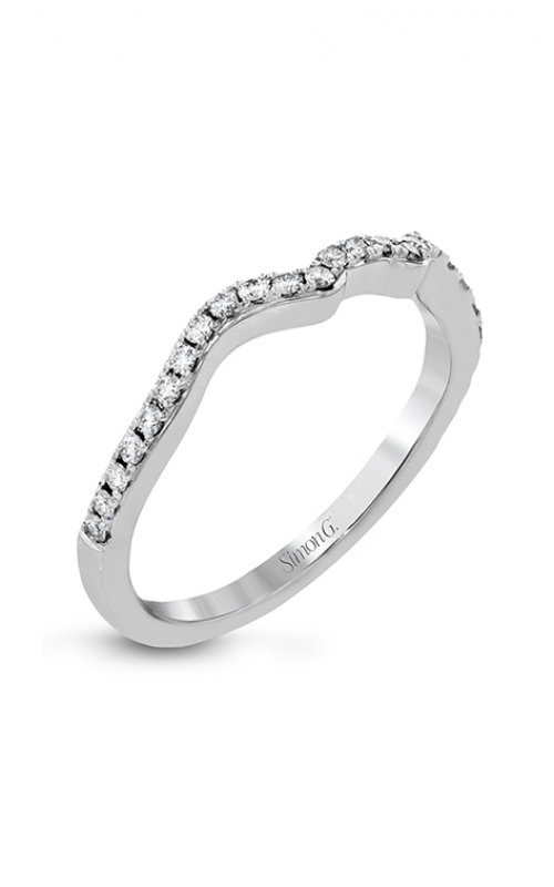 Simon G Garden Wedding band DR351 product image