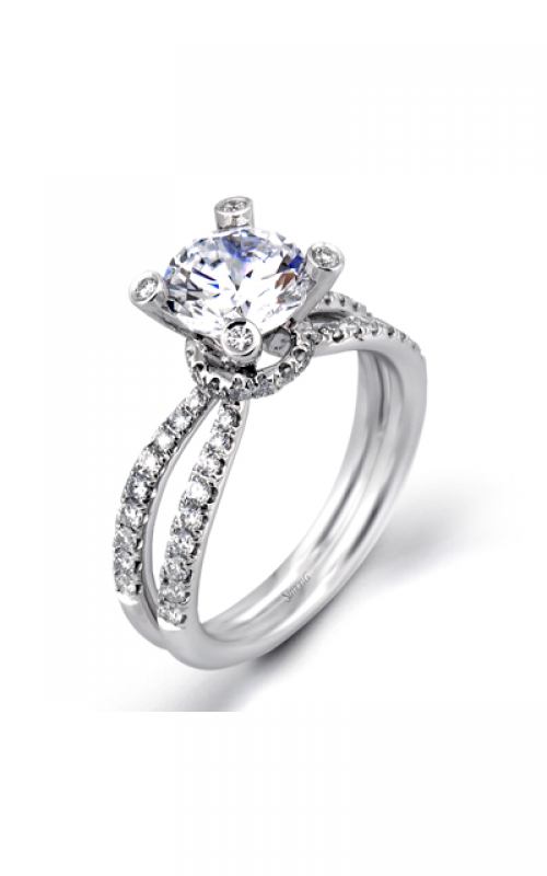 Simon G Modern Enchantment Engagement ring GR204 product image
