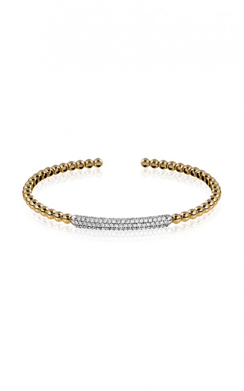 Simon G Modern Enchantment Bracelet LB2088-Y product image