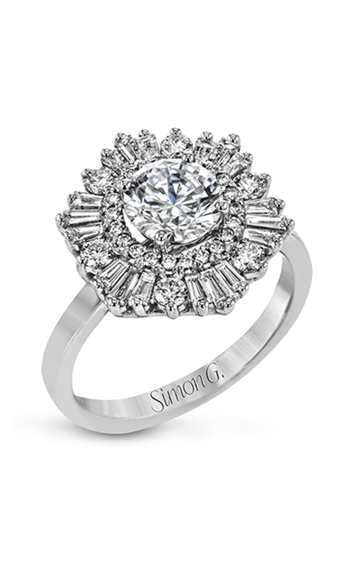 Simon G Vintage Explorer Engagement ring MR4089 product image