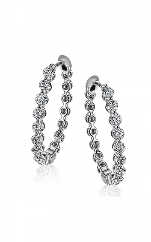 Simon G Modern Enchantment Earrings LE4548 product image