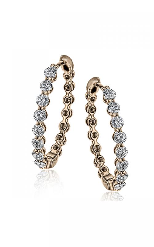 Simon G Modern Enchantment Earrings LE4548-R product image
