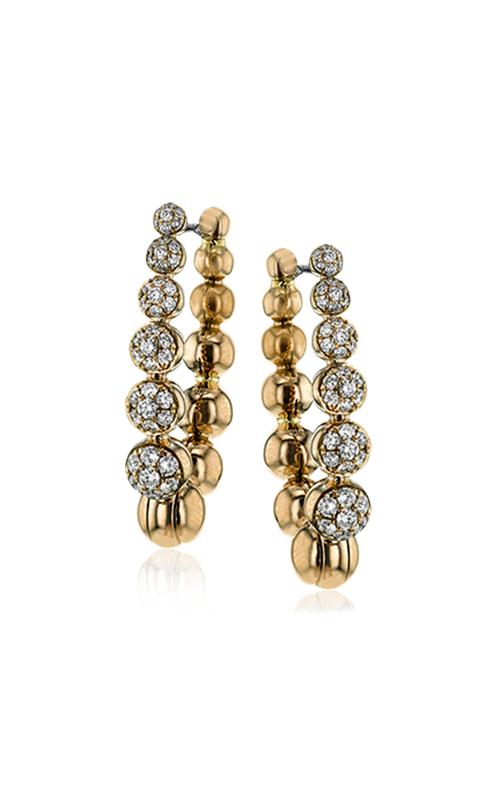 Simon G Modern Enchantment Earrings LE4550-R product image