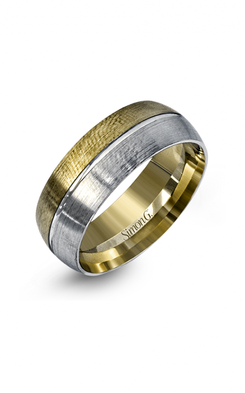 Simon G Wedding band Men Collection LG120 product image