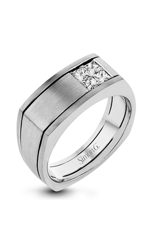 Simon G Nocturnal Sophistictaion Wedding band MR2887 product image