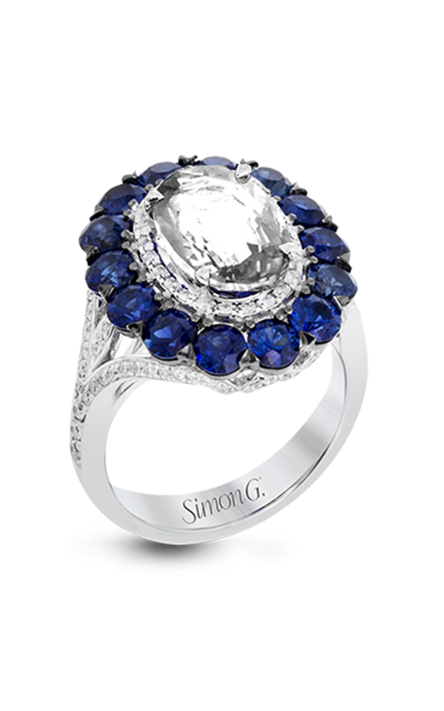 Simon G Vintage Explorer Engagement Ring MR2697 product image