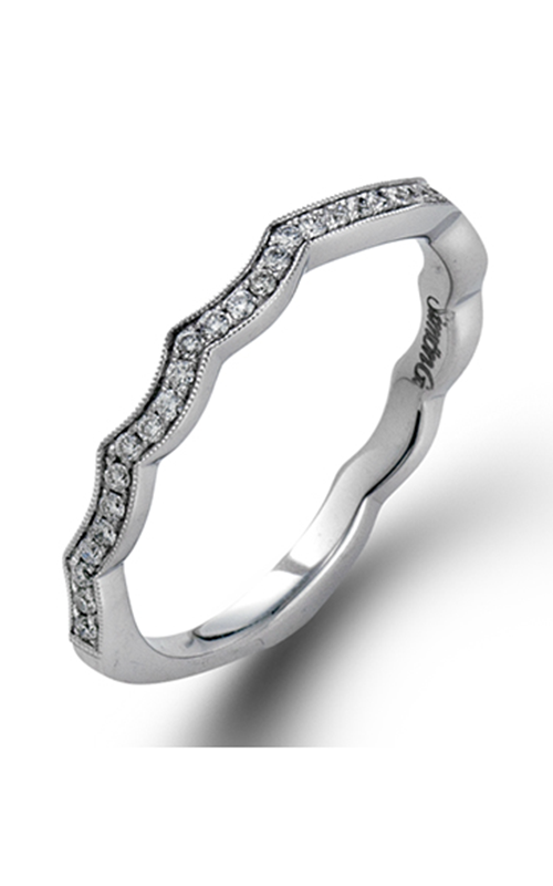 Simon G Delicate Wedding band MR2133-D product image