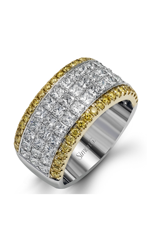 Simon G Wedding band Nocturnal Sophistication MR1725 product image