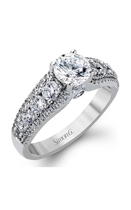 Simon G Delicate Engagement ring MR1694-D product image