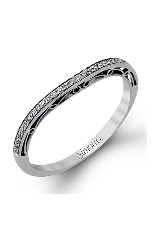 Simon G Modern Enchantment Wedding band MR1691-A product image