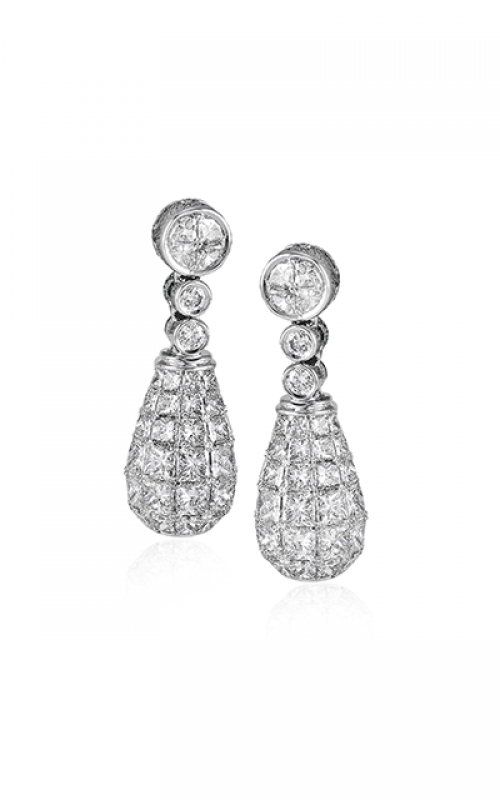 Simon G Nocturnal Sophistication Earrings ME1613 product image