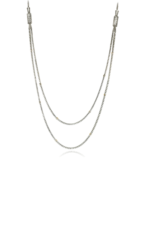 Simon G Vintage Explorer Necklace LP4514 product image