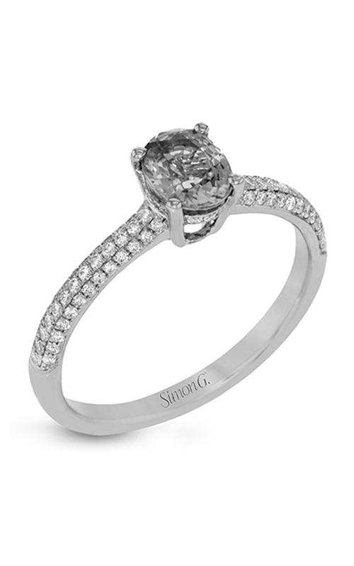 Simon G Modern Enchantment Engagement Ring LP2128 product image
