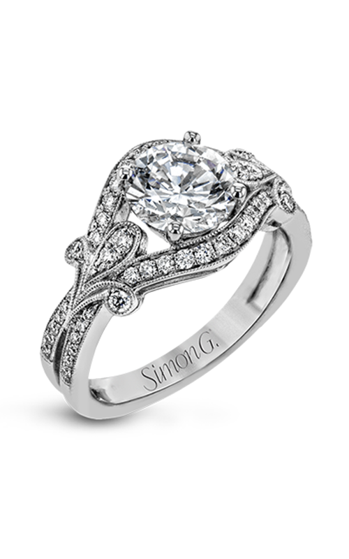 Simon G Vintage Explorer Engagement ring TR716 product image