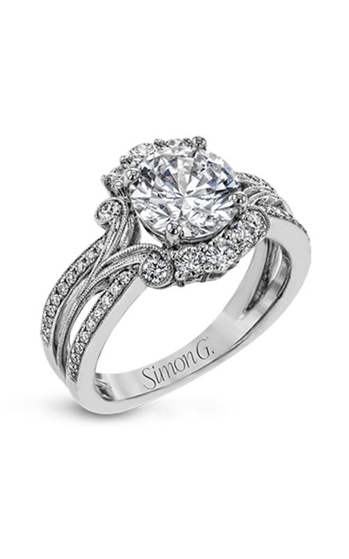 Simon G Vintage Explorer Engagement ring TR715 product image