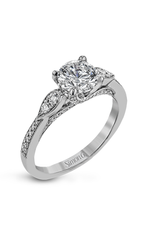 Simon G Vintage Explorer Engagement ring TR714 product image