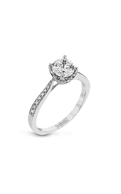 Simon G Vintage Explorer Engagement Ring TR700 product image