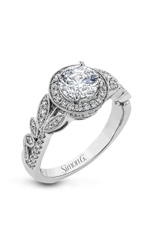 Simon G Vintage Explorer Engagement ring TR693 product image