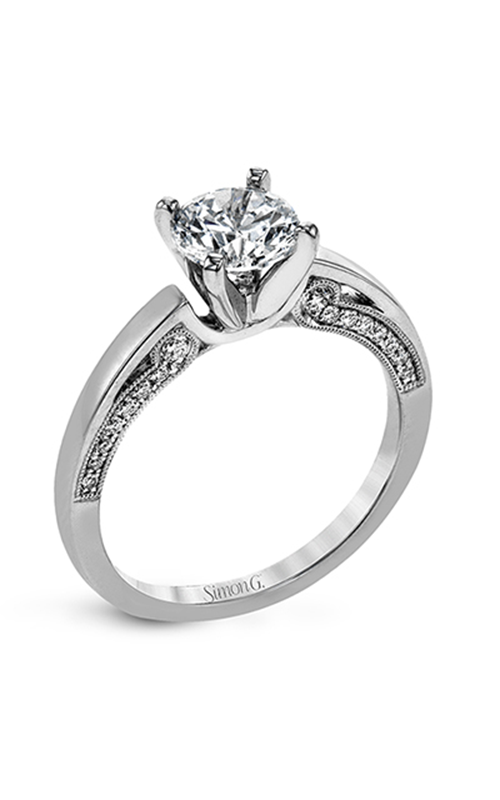 Simon G Solitaire Engagement ring TR678 product image