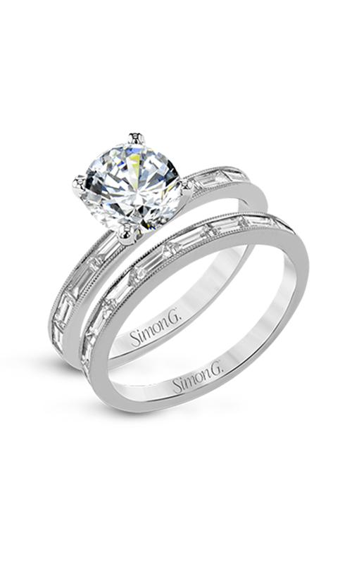 Simon G Vintage Explorer Engagement ring TR669 product image