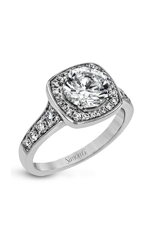 Simon G Classic Romance Engagement Ring TR659 product image