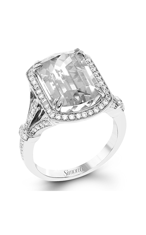 Simon G Classic Romance Engagement ring TR625 product image